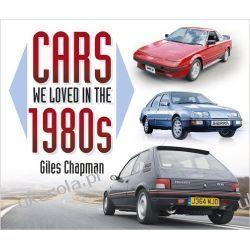 Cars We Loved in the 1980s Kalendarze ścienne