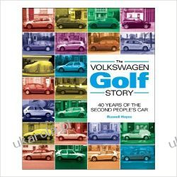 The Volkswagen Golf Story: 40 Years of the Second People's Car Kalendarze książkowe