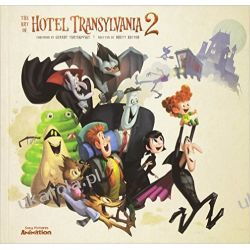 The Art and Making of Hotel Transylvania 2 Kalendarze ścienne