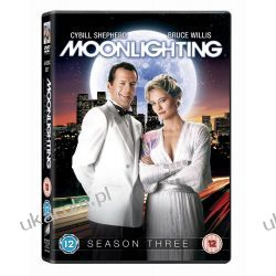 Moonlighting Season 3 [DVD] [2009] Marynarka Wojenna