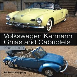 Volkswagen Karmann Ghias and Cabriolets: 1949-1980 Historia