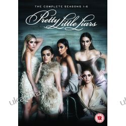Pretty Little Liars - Season 1-6 [DVD] Słodkie kłamstewka sezon 1, 2, 3, 4, 5, 6 Filmy