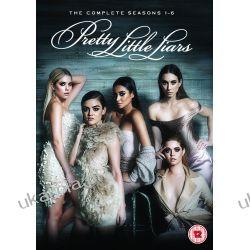 Pretty Little Liars - Season 1-6 [DVD] Słodkie kłamstewka sezon 1, 2, 3, 4, 5, 6 Sztuka, malarstwo i rzeźba