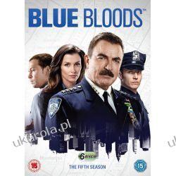 Blue Bloods - Season 5 [DVD] [2014] Zaprzysiężeni Filmy
