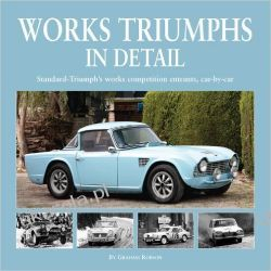 Works Triumphs in Detail: Standard-Triumph's Works Competition Entrants, Car-By-Car Pozostałe