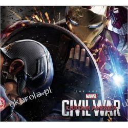 Marvel's Captain America: Civil War: The Art of the Movie  Politycy