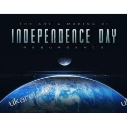 The Art and Making of Independence Day Resurgence Kalendarze ścienne