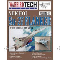 Sukhoi Su-27 Flanker - Warbirdtech V. 42  Kalendarze ścienne