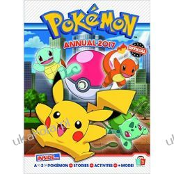 Pokemon Official Annual 2017 Albumy i czasopisma