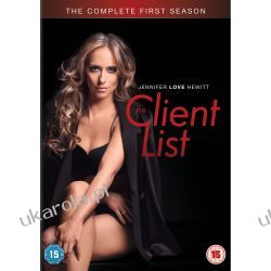 Lista Klientów The Client List - Season 1 [DVD] Filmy