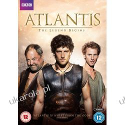 Atlantis - Series 1 [DVD] Kalendarze ścienne