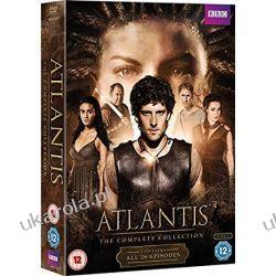 Atlantis - Series 1-2 Complete [DVD] Kalendarze ścienne