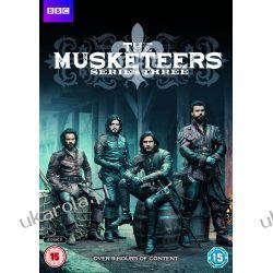 Musketeers - Series 3 [DVD] Muszkieterowie Filmy