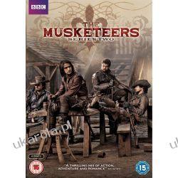 The Musketeers - Series 2 [DVD] Muszkieterowie Filmy