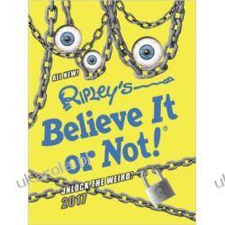 Annual Ripley's Believe It or Not! 2017 Kalendarze ścienne