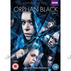 Orphan Black - Series 3 [DVD] sezon trzeci Historyczne