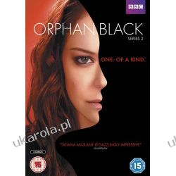 Orphan Black - Series 2 [DVD] sezon drugi Filmy
