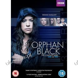 Orphan Black - Series 1 & 2 [DVD] Filmy