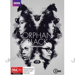 Orphan Black - Season 4 [DVD] Pozostałe