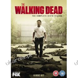 The Walking Dead - Season 6 [DVD] [2016] Filmy