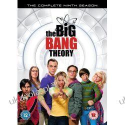 Teoria wielkiego podrywu The Big Bang Theory - Season 9 [DVD] [2016] Filmy