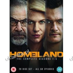Homeland - Season 1-5 [DVD] [2016] Filmy