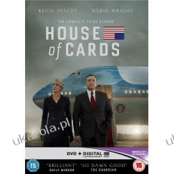 House of Cards - Season 3 [DVD] Filmy
