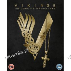 Vikings: Season 1-3 [DVD] [2015] Filmy