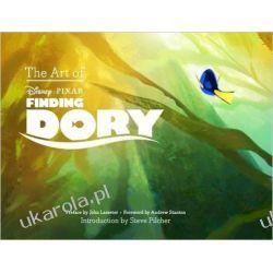 The Art of Finding Dory (Disney Pixar) Gdzie Jest Dory Sztuka Kalendarze ścienne