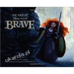 Sztuka Meridy Walecznej The Art of Brave (Disney: Pixar) Ogród - opracowania ogólne
