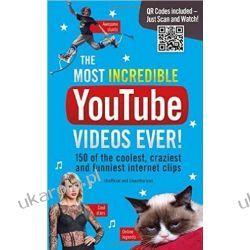 The Most Incredible Youtube Videos Ever! Kalendarze książkowe