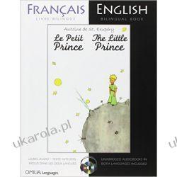 Mały Książę The Little Prince: A French/English Bilingual Reader (Includes audio CD) po angielsku i francusku Kalendarze ścienne