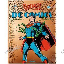 The Bronze Age of DC Comics  Kalendarze ścienne