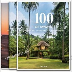 100 Getaways Around the World Kalendarze ścienne