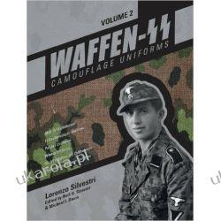 Waffen-SS Camouflage Uniforms, Vol. 2 Mundury, odznaki i odznaczenia