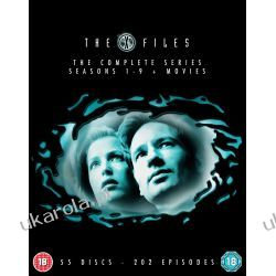 The X Files - Complete Season 1-9 [DVD] Filmy