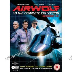 Airwolf - The Complete Collection:Seasons 1-3 - 13 DVD Set [DVD] Filmy