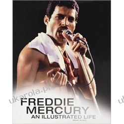 Freddie Mercury: An Illustrated Life Kalendarze ścienne