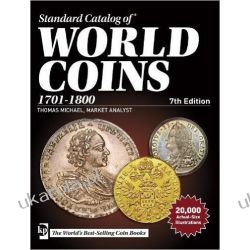 Standard Catalog of World Coins, 1701-1800, 7th edition Kampanie i bitwy