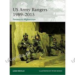 US Army Rangers 1989-2015: Panama to Afghanistan Kalendarze ścienne