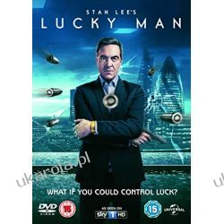 Stan Lee's Lucky Man - Series 1 DVD Filmy