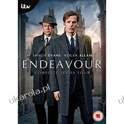 Endeavour Series 4 [DVD] [2016] Pozostałe