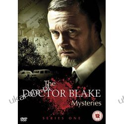 The Doctor Blake Mysteries - Series 1 [DVD] Samochody