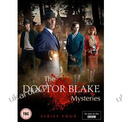 The Doctor Blake Mysteries - Series 4 [DVD] [2016] Filmy