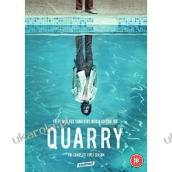 Quarry: The Complete First Season [DVD] [2017] Zamęt Kalendarze ścienne