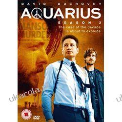 Aquarius: Season 2 [DVD] Filmy