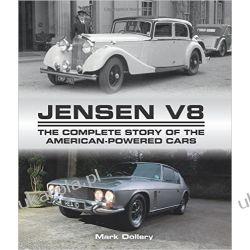 Jensen: v.8: The Complete Story of the American-Powered Cars Kościoły i inne budowle sakralne