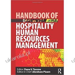 Handbook of Hospitality Human Resources Management Czasy nowożytne