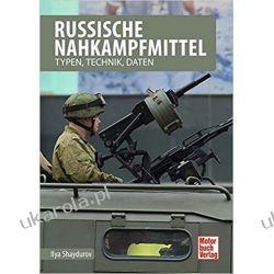 Russische Nahkampfmittel: Typen, Technik, Daten  Historyczne
