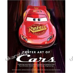 Poster Art of the World of Cars (Disney Editions Deluxe (Film)) Ogród - opracowania ogólne